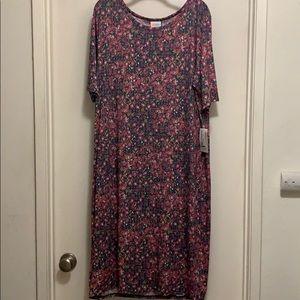 NWT Lularoe Julia dress size 3X